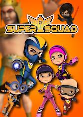 Search netflix SuperSquad
